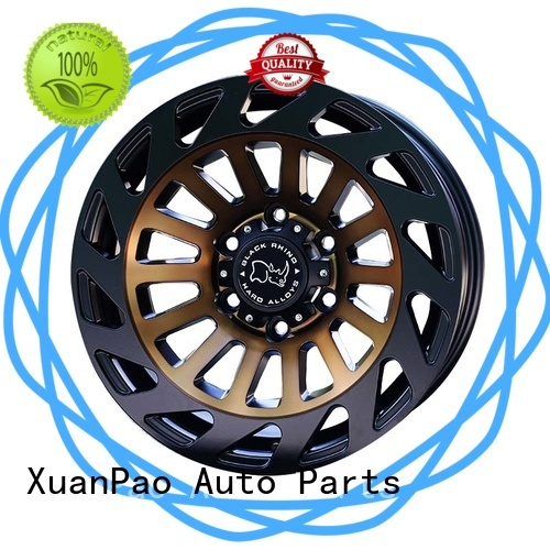 XPW durable suv rims and tires design for vehicle