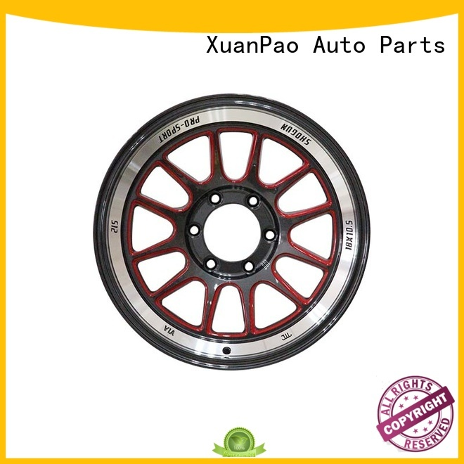 cost-efficient 18 inch truck wheels auto customized for vehicle