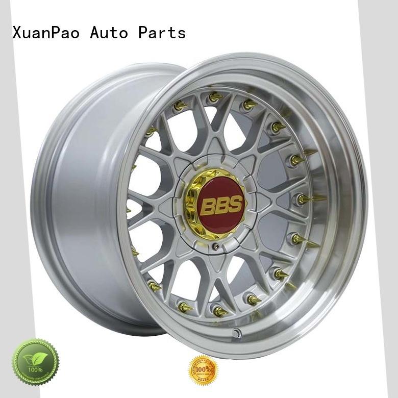 XPW long lasting racing rims design for Honda series