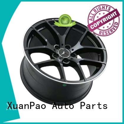 XPW matte black 18 mercedes wheels OEM