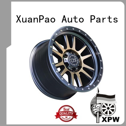XPW professional suv wheels and tires manufacturing for SUV cars