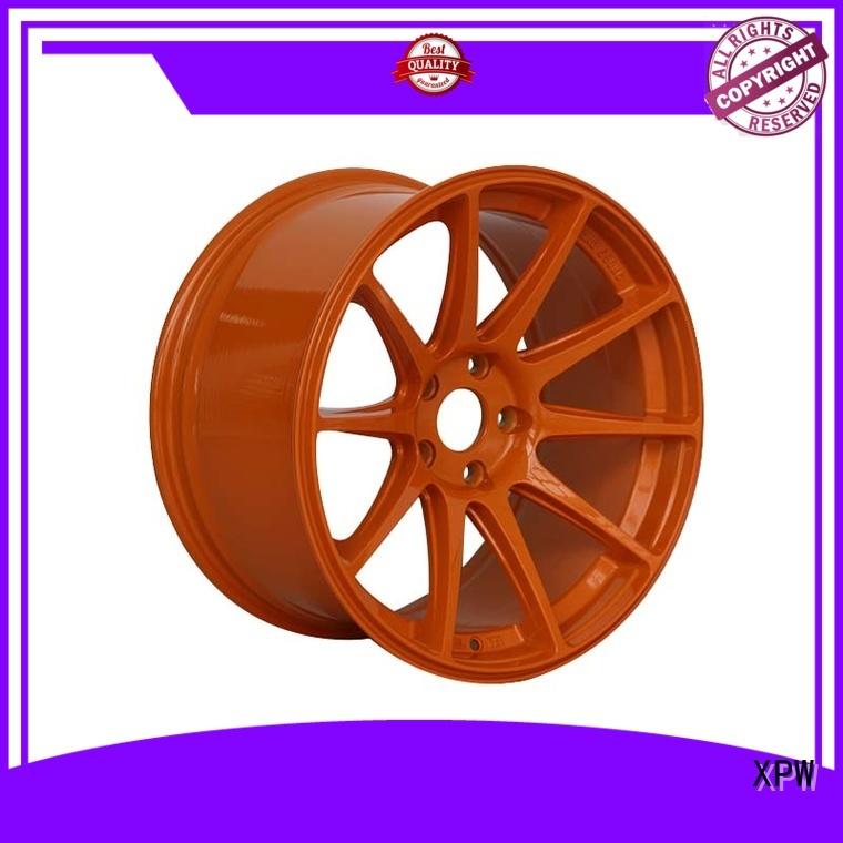 XPW Brand white matte 18 inch rims manufacture