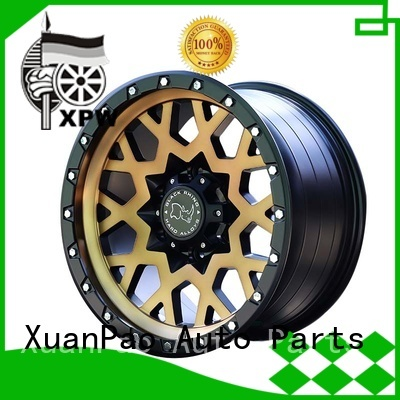 XPW professional suv alloy wheels customized for SUV cars