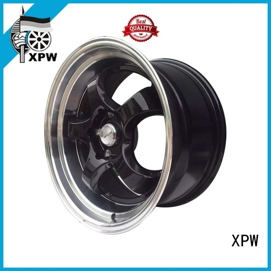 professional sport rims 15 inch customized for vehicle XPW