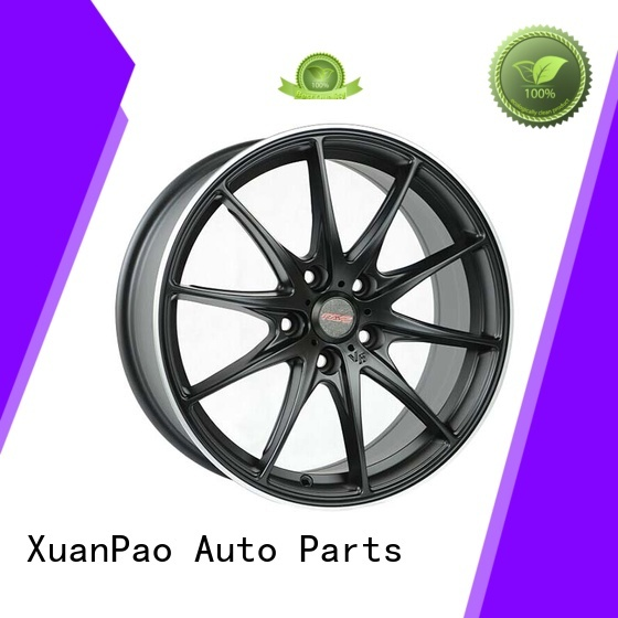 XPW auto 18 inch rims 5 lug customized for cars