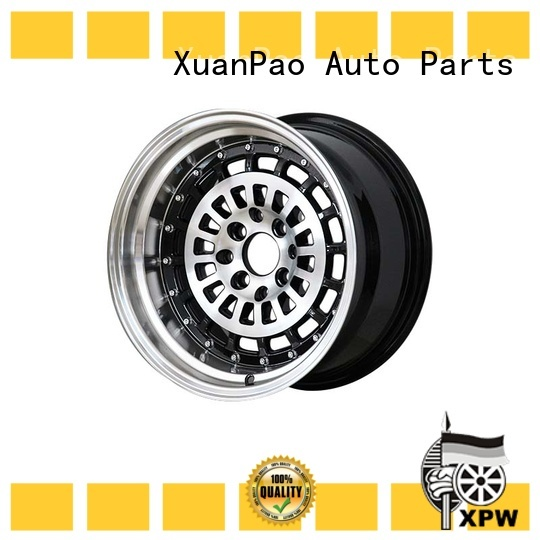 XPW white 15 mag wheels wholesale for cars