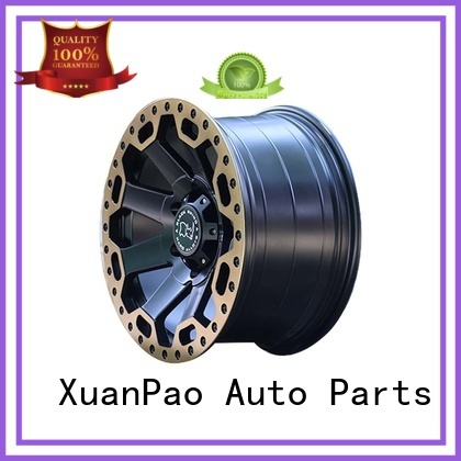 XPW durable car wheels manufacturing for SUV cars