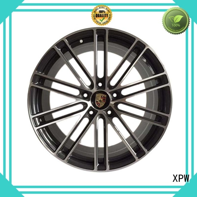 XPW alloy porsche rims design for Benz car series