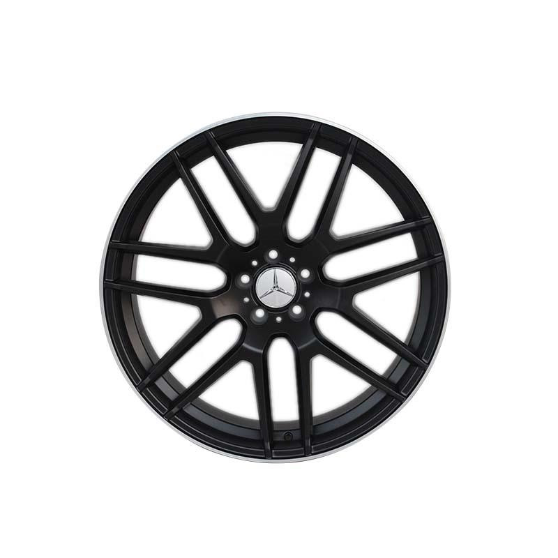 low-pressure casting mercedes chrome rims supplier XPW-3