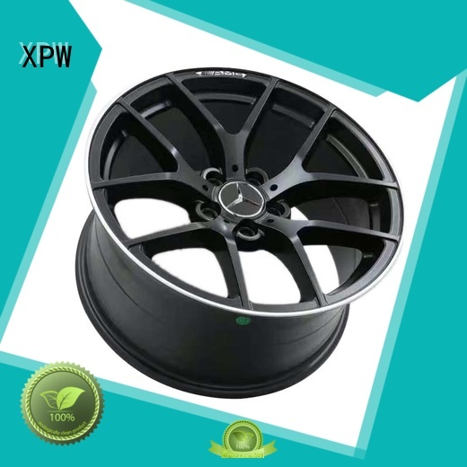 XPW aluminum 17 mercedes rims customized for Benz car series