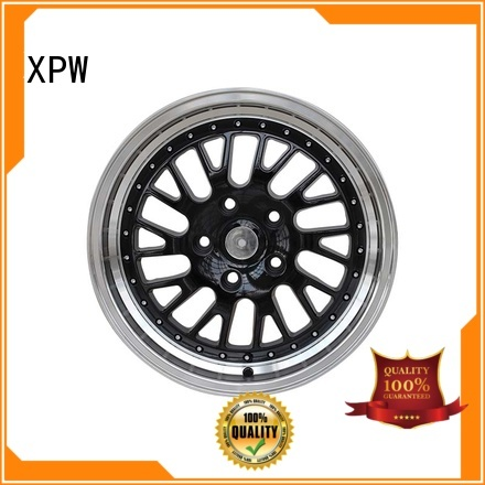 durable aluminum wheels novel design customized for Toyota