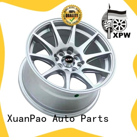 XPW professional 15 inch wheels design for vehicle
