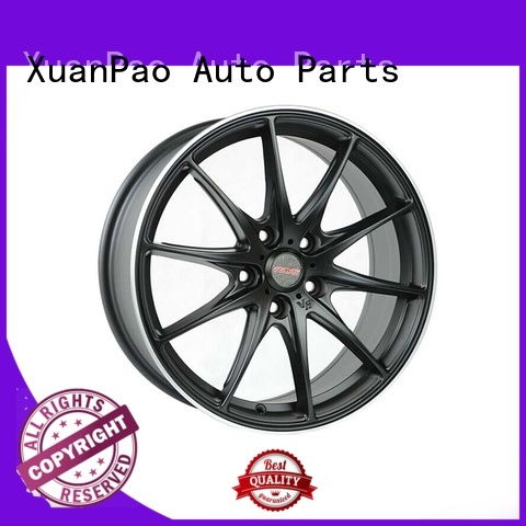 reliable 18 car rims auto supplier for Toyota