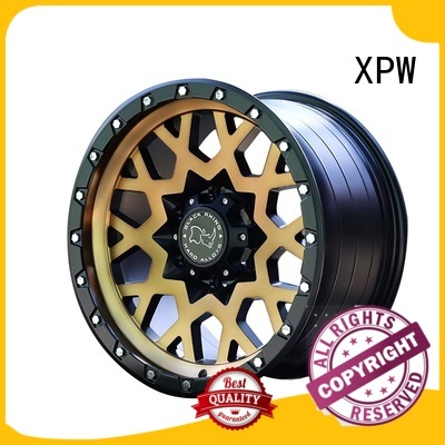 XPW professional suv wheels and tires manufacturing for cars