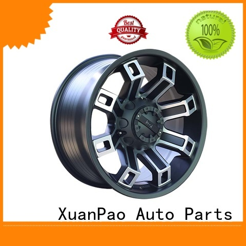 XPW aluminum 18 inch suv rims manufacturing for SUV cars