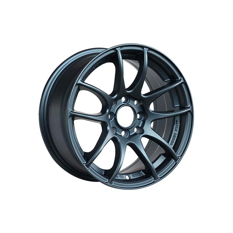 matt black 18 inch wheels aluminum for Honda series XPW-1