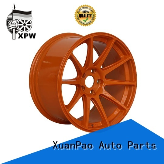 XPW cost-efficient 18 racing rims supplier for cars