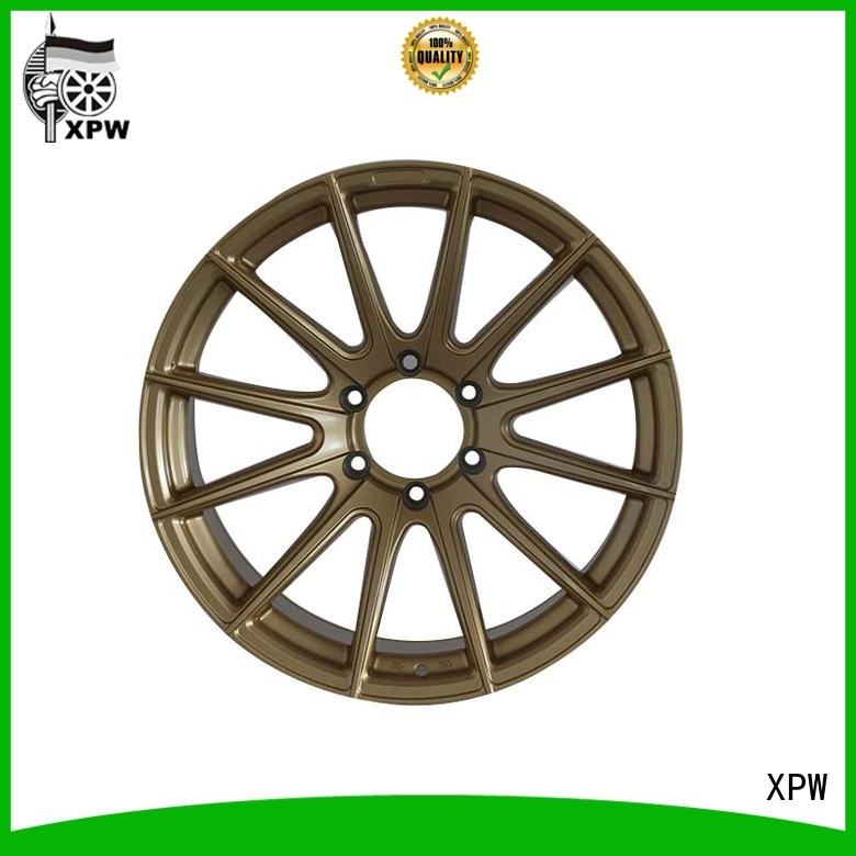 XPW wide sides 18 inch black alloys OEM for cars