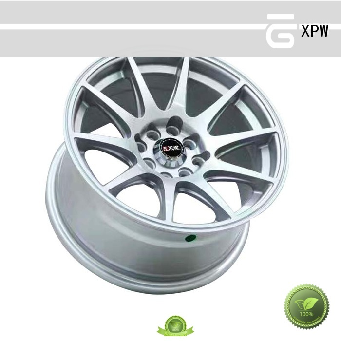 XPW long lasting custom wheels and tires design for Toyota