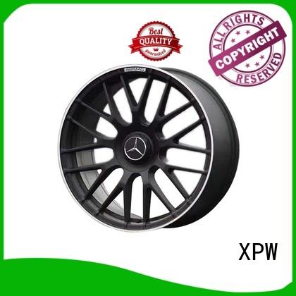 XPW durable 20 inch mercedes rims matte black