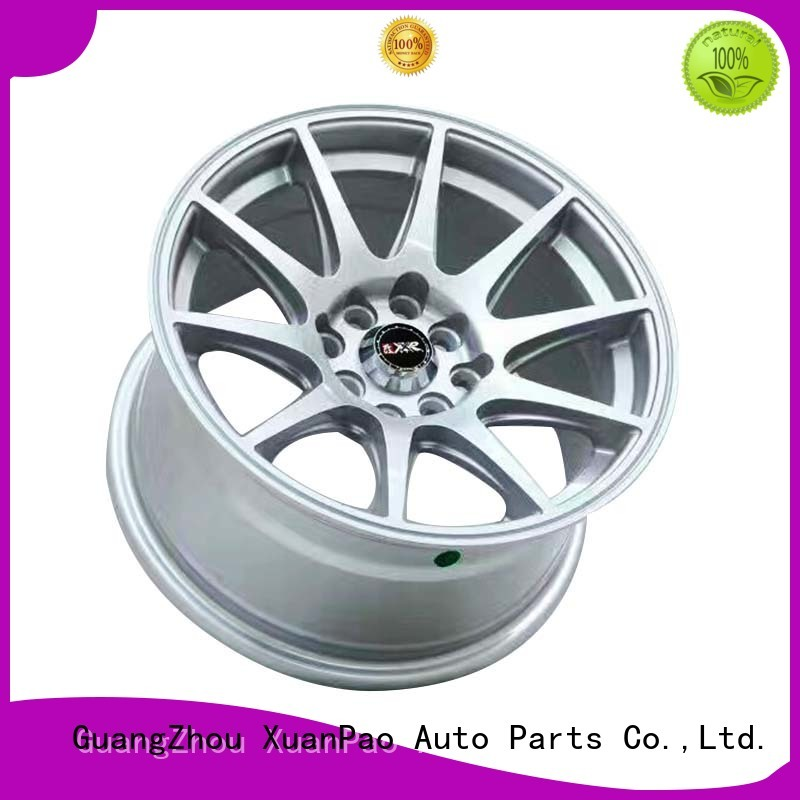 Wholesale gold 15 inch steel rims XPW Brand