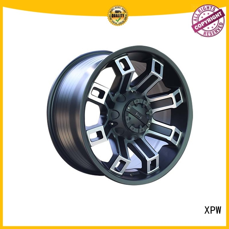 XPW effcient custom suv rims wholesale for SUV cars