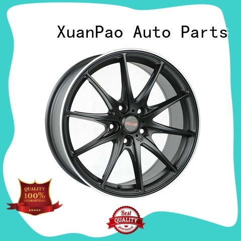 XPW alloy 18 american racing wheels manufacturing for cars