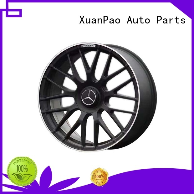 pcd aluminum car XPW Brand mercedes alloys manufacture