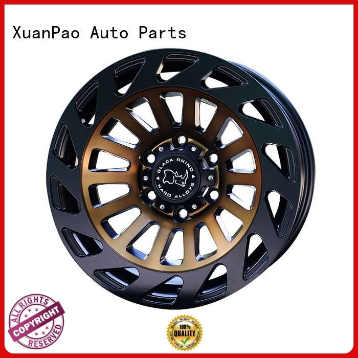 effcient 22 suv wheels alloy manufacturing for vehicle