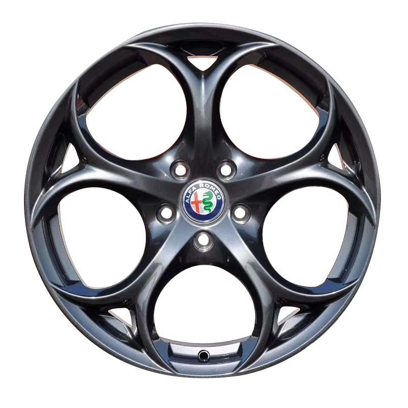 cost-efficient 18 inch black wheels auto supplier for Toyota-1