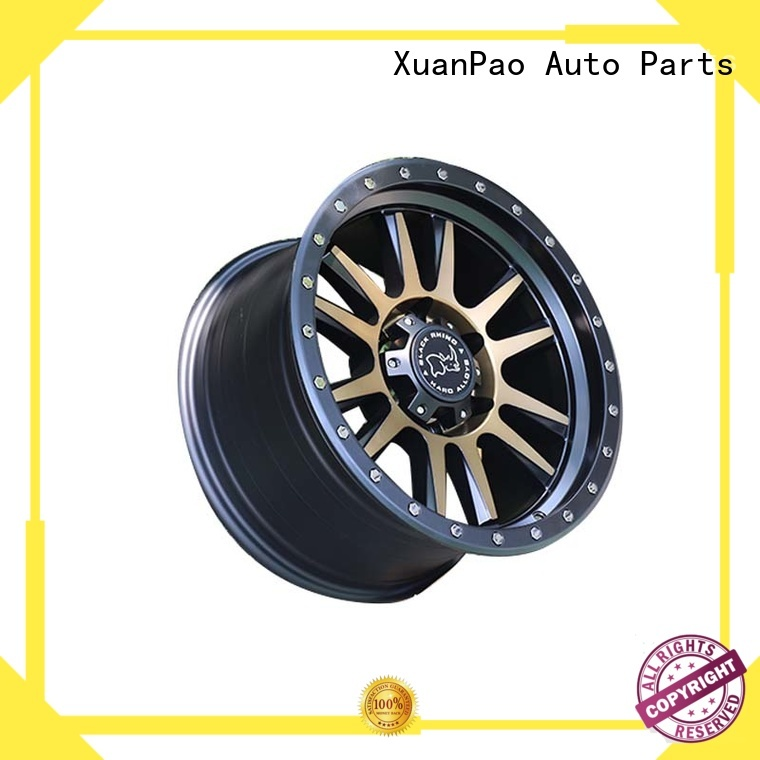 XPW aluminum 17 inch suv rims design for SUV cars