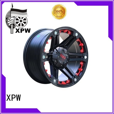 XPW exquisite 17 inch suv rims manufacturing for vehicle
