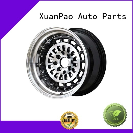 XPW high quality 15 inch alloy rims design for Honda series