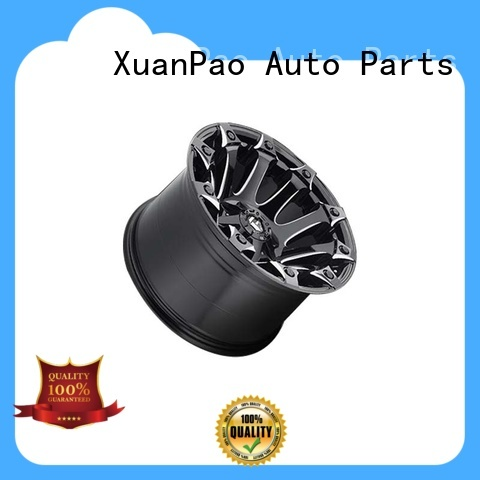 XPW alloy car wheels wholesale for vehicle