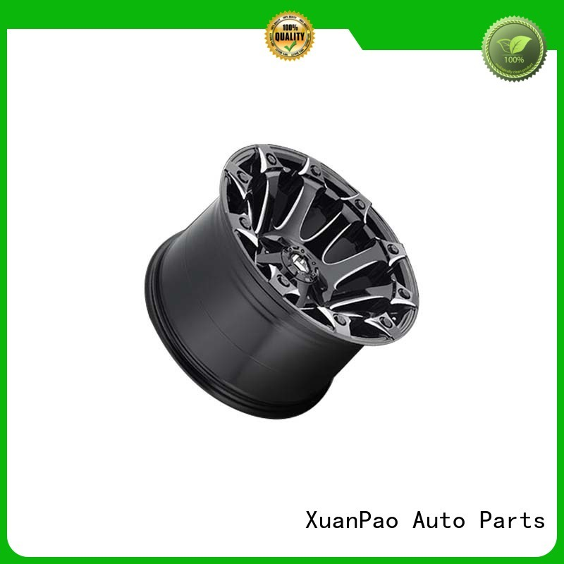 XPW exquisite suv rims and tires customized for vehicle