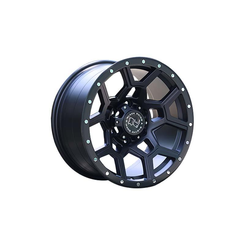 suv off road wheels black with bronze face for SUV cars XPW-2