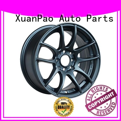 reliable 18 inch chrome wheels matt black manufacturing for Toyota
