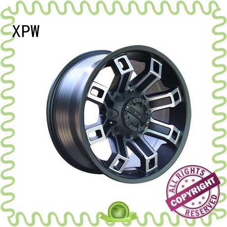 exquisite mb suv rims black with bronze face design for vehicle