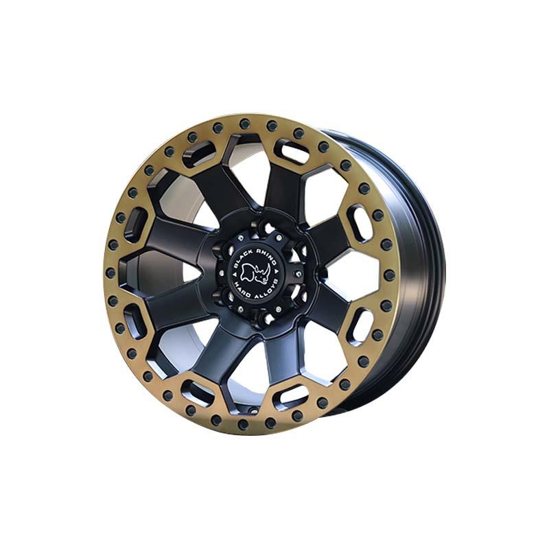 XPW black with bronze face suv alloy wheels design for SUV cars-1