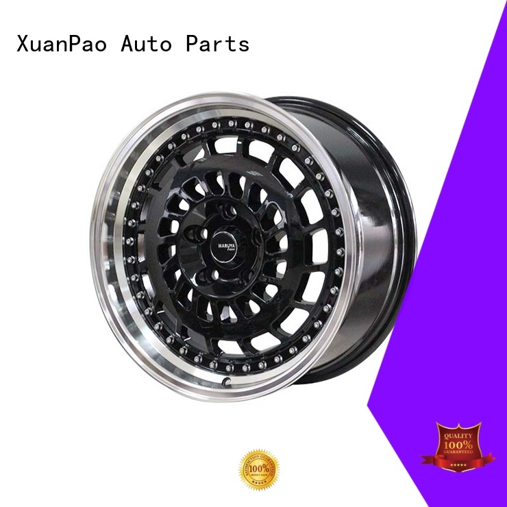 fashion white 17 inch rims alloy OEM for vehicle