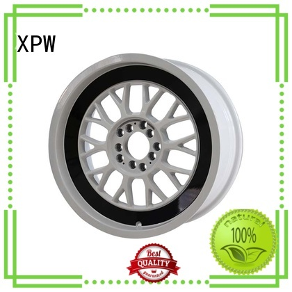 fashion 15 inch rims black manufacturing for Honda series