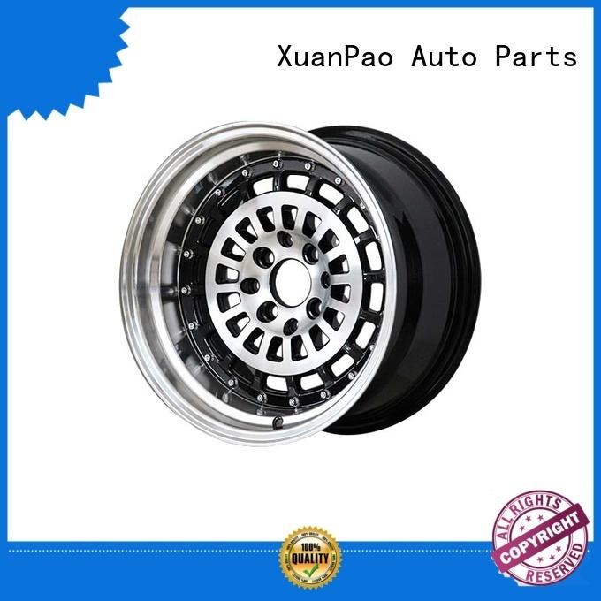 XPW white 5x100 wheels design for cars