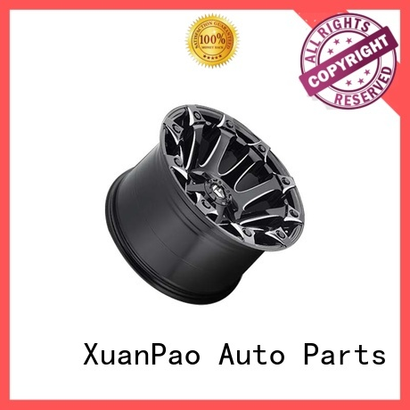 XPW aluminum car wheels manufacturing for SUV cars