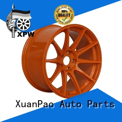custom 18 inch black alloy wheels auto OEM for Toyota