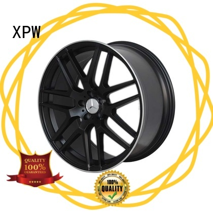 XPW professional mercedes 17 wheels manufacturing for mercedes