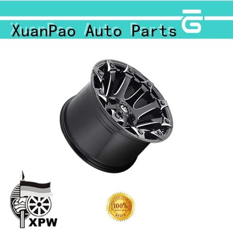XPW alloy custom suv rims manufacturing for cars