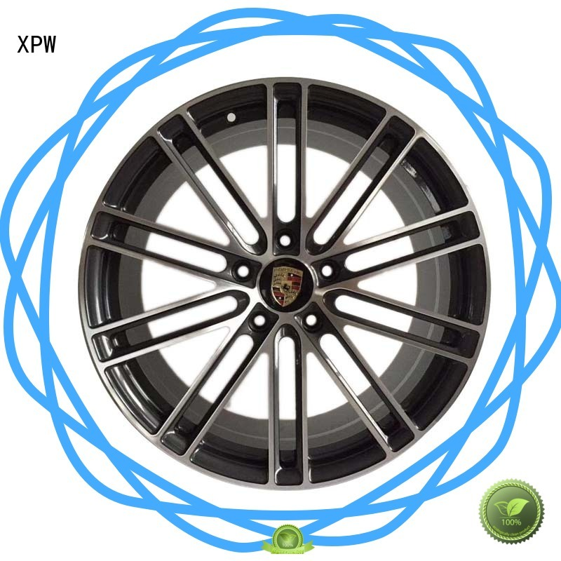 XPW low-pressure casting porsche 964 wheels manufacturing for cars