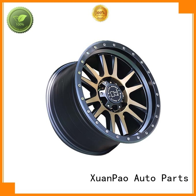 XPW black with bronze face best suv rims customized for SUV cars