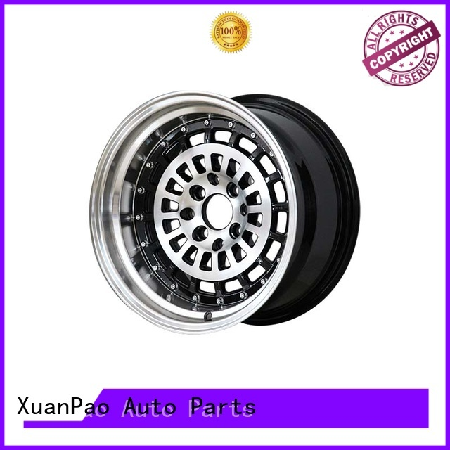 XPW cost-efficient 15 chrome wheels customized for vehicle