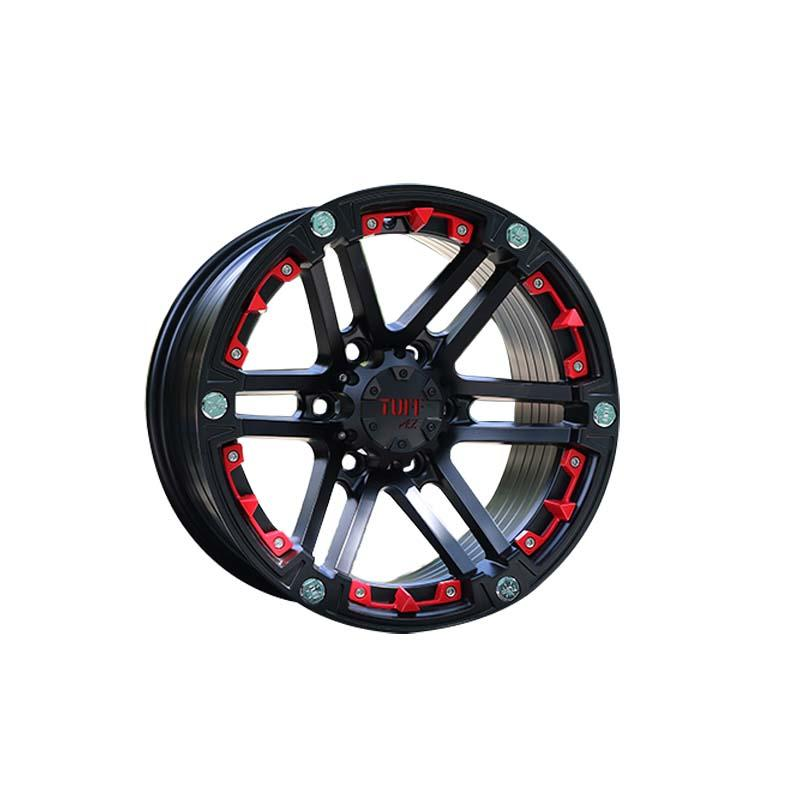 durable truck wheels aluminum customized for SUV cars-2